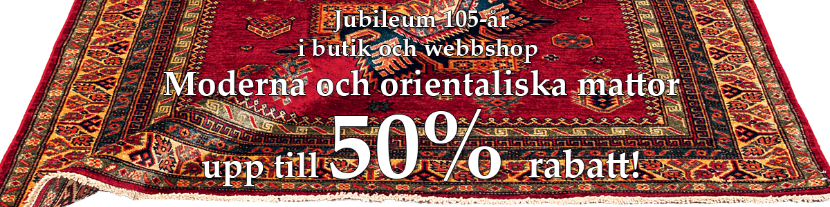 Nessims jublileums banner 105år orient
