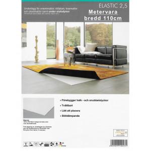 Underlägg Ako elastic 110cm metervara är vårt bästa glidskydd för mattor