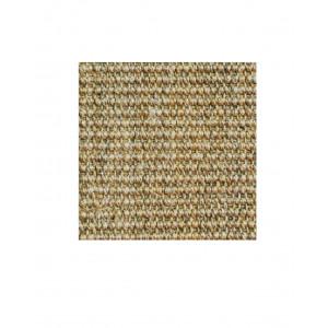 Sisal boucle sand färg 42 matta med gummerad baksida
